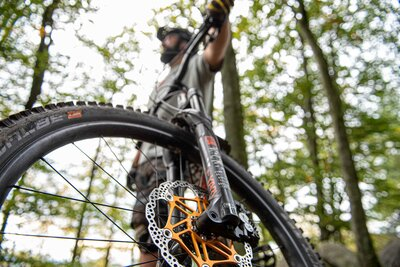 Mountainbike-Touren im Odenwald