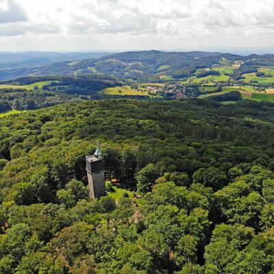 Kaiserturm auf der Neunkircher Höhe