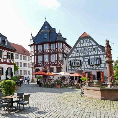 Altstadt Heppenheim an der Bergstraße