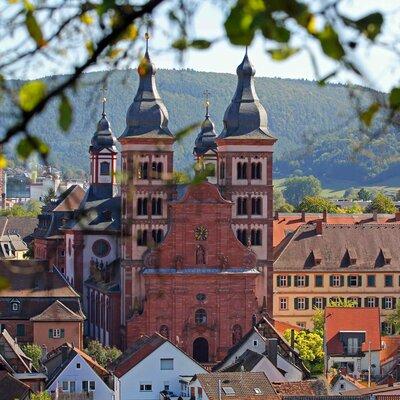 Fürstliche Abtei Amorbach im Odenwald